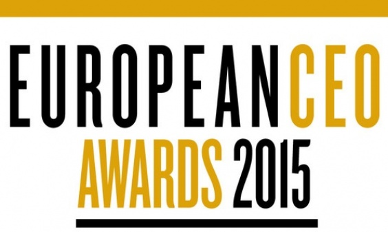 PLUTA wins European CEO Award 2015