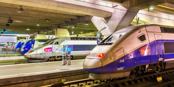 SNCF: high speed digital transformation